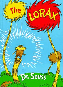 (M7) Lorax Book Cover