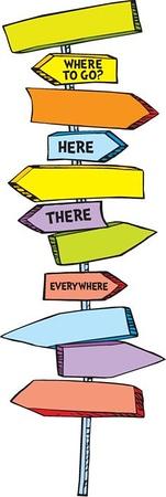 (M1) Dr. Seuss Signs