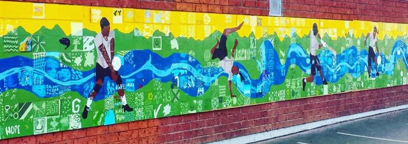 Mural for All