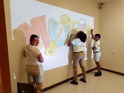 Work We Do Before Volunteers Arrive