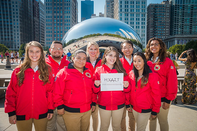 City Year Chicago Opening Day 2017
