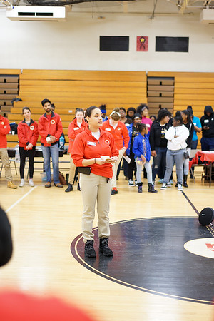 Sophia Higginbottom, City Year Cleveland AmeriCorps member with East Tech High School on what MLK, Jr. and service means to her.