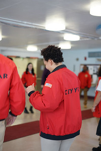 City Year Cleveland AmeriCorps members
