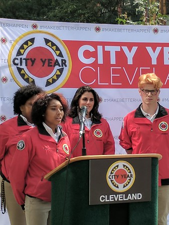 Opening Day 2017 - City Year Cleveland