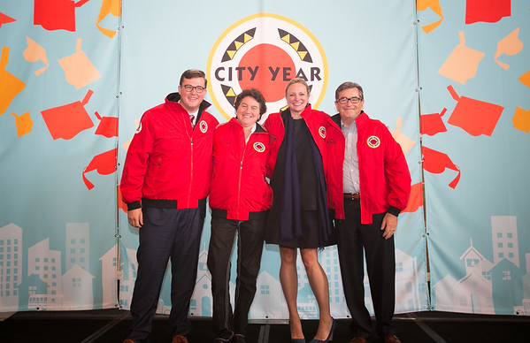 City Year Dallas Opening Day 2015