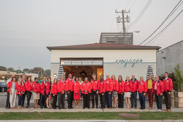 Red Jacket Society Reception 2018 - City Year Detroit