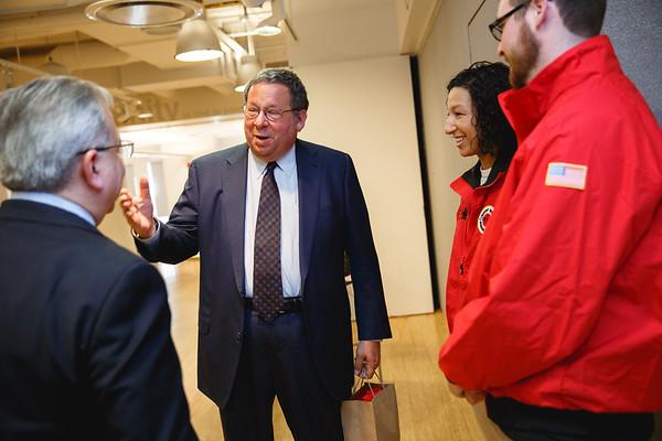 Michael Brown Interviews David Cohen - City Year Headquarters 2018