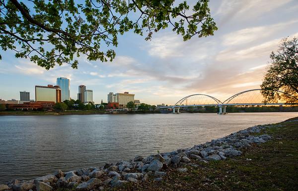 Little Rock City Photographs