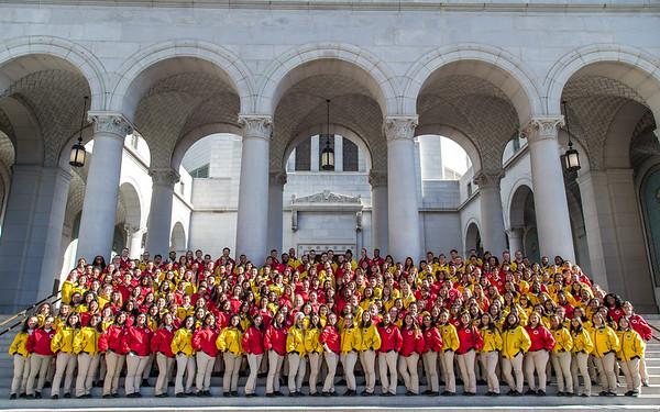 2017-2018 All Corps Photos