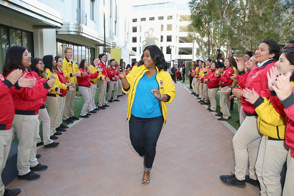 Spring Break: Destination Education 2018 - City Year Los Angeles