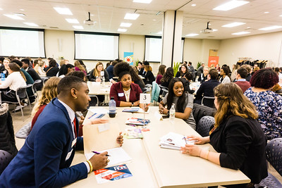 18 Minute Networking - City Year Milwaukee - FY18
