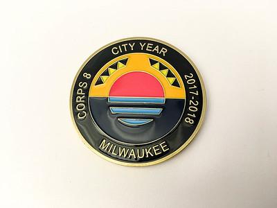Graduation Week - 2018 - City Year Milwaukee