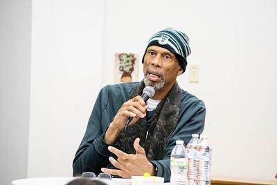 Kareem Abdul-Jabbar Big Citizenship Series - 2018 - City Year Milwaukee