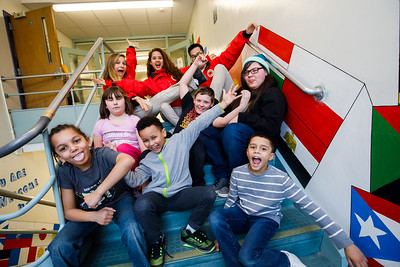 Annual Report Photoshooting - City Year New Hampshire 2018