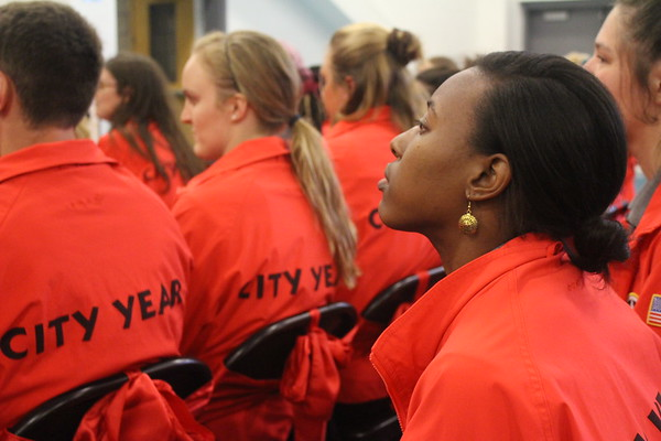 Opening Day 2018 - City Year New Orleans