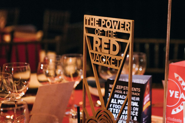 Red Jacket Gala, City Year New York - 2017