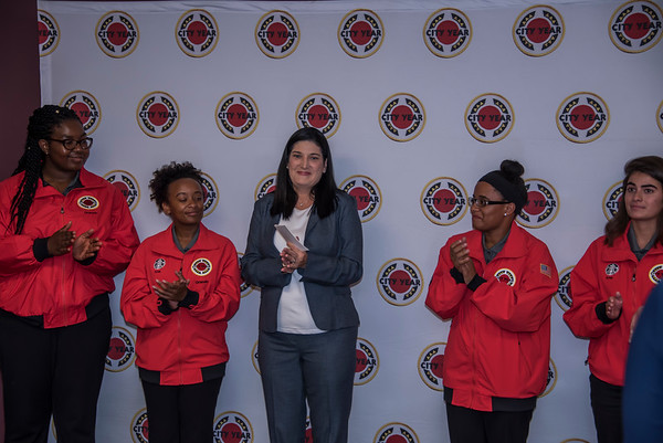 Opening Day Champion's Reception   August 2018   City Year Orlando