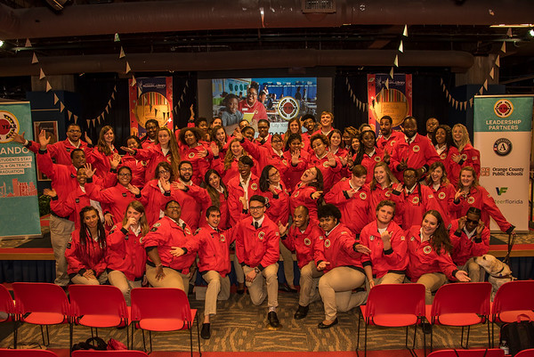 Graduation | June 2018 | City Year Orlando