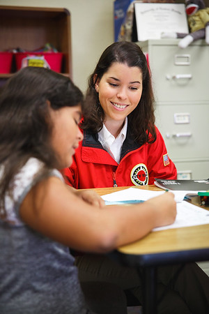 In School Photography | September 2017 | City Year Orlando