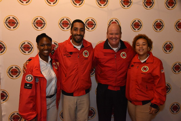 Legal Breakfast | October 2017 | City Year Orlando