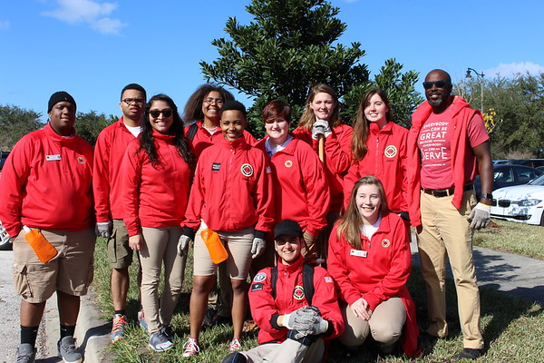 MLK Service Day | January 2018 | City Year Orlando
