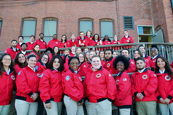 Opening Day 2017- City Year Providence