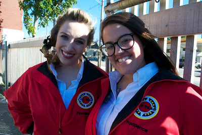 City Year Providence Opening Day, 2017