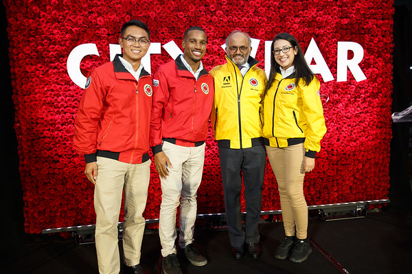 2017 Starry Starry Night - City Year San José/ Silicon Valley