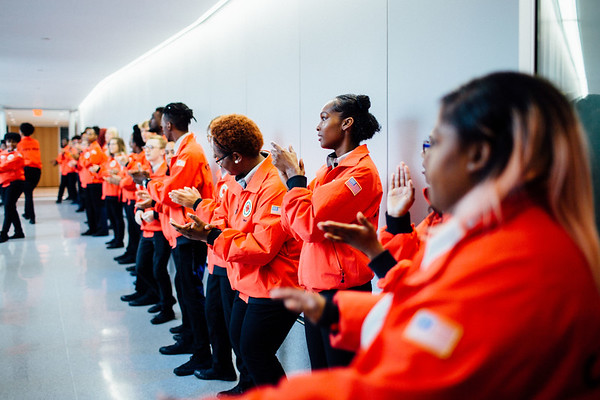 City Year Tulsa Fifth Annual Opening Day 2018