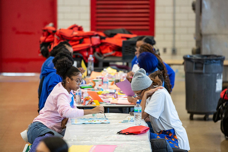 City Year MLK Day of Service 2020