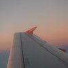 Flying from London Gatwick to Geneva on an EasyJet Airbus A319.