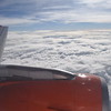 "Flying from London Luton to the Isle of Man on tartan liveried EasyJet Airbus A319 G-EZBF ""Inverness"""