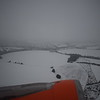 Flying from London Luton to Dortmund on EasyJet Airbus A319 G-EZDX, 11.12.2017.