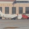 Norwegian Air International Boeing 737-800 EI-FHE at Malaga Costa Del Sol airport.