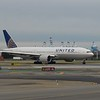 United Airlines Boeing 777-200 N74007 at Newark Liberty.