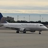 Republic Airways United Express Embraer E175 N858RW at Newark Liberty Airport.