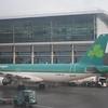 Aer Lingus Airbus A320 EI-DEH at Dublin Airport, 19.12.2017.