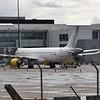 Vueling Airbus A320 EC-MAI at Birmingham Airport.
