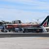 Alitalia Jeep Renegade branded Airbus A320 EI-DSW at Malta Airport.