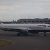 British Airways Airbus A320 G-EUYD at London Heathrow Airport.