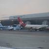 Virgin Atlantic Airbus A330 G-VWAG at Manchester Airport.