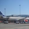 Scandinavian Airlines Airbus A330 LN-RKM at Copenhagen airport.