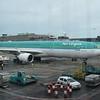 """Aer Lingus Airbus A330 EI-EDY """"St. Maincín"""" at Dublin Airport."""