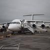 CityJet Avro RJ85 EI-RJT at Dublin Airport with my 17:30 flight to London City.