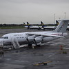 CityJet Avro RJ85 EI-RJR at Dublin Airport with a flight to London City.