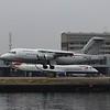 CityJet Avro RJ85 EI-RJO landing at London City Airport.