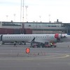 SAS (CityJet) Bombardier CRJ-900 EI-FPI at Stockholm Arlanda Airport, 13.06.2018.