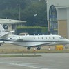 Cessna Citation 560XL G-OJER at Jersey Airport.