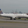 Republic Airways United Express Embraer E175 N741YX at Newark Liberty Airport.