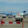 BMI Regional Embraer ERJ-145 G-RJXL at Rotterdam The Hague Airport.